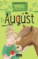 Okładka ksiązki -  August