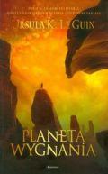Okładka ksiązki - Planeta wygnania