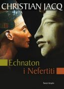 Okładka książki - Echnaton i Nefertiti