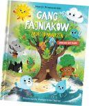 Okładka książki - Gang Fajniaków i miasto marzeń