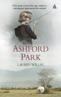 Okładka książki - Ashford park