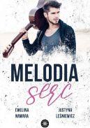 Okładka ksiązki - Melodia serc