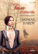 Okładka ksiązki - Tessa d'Urberville