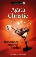 Okładka ksiązki - Rosemary znaczy pamięć