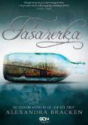 Okładka książki - Pasażerka