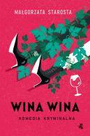 Okładka książki - Wina wina
