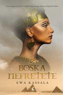 Okładka książki - Boska Nefretete