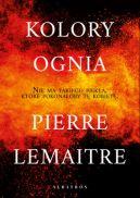 Okładka książki - Kolory ognia