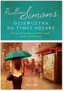 Okładka książki - Dziewczyna na Times Square