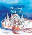Okładka książki - Pluszowy Zajączek