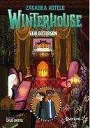 Okładka książki - Zagadka hotelu Winterhouse. Hotel Winterhouse, tom 3