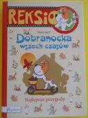 Okładka książki - Reksio Dobranocka wszech czasów Najlepsze przygody