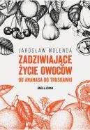 Okładka ksiązki - Zadziwiające życie owoców . Od ananasa do truskawki