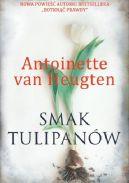 Okładka ksiązki - Smak tulipanów