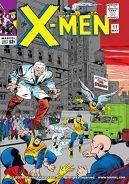 Okładka - Uncanny X-Men vol. 11
