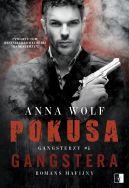 Okładka ksiązki - Pokusa gangstera