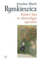 Okładka ksiązki - Koniec lata w zdziczałym ogrodzie
