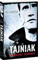 Okładka książki - Tajniak. Prawdziwa historia