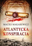 Okładka książki - Atlantycka konspiracja