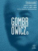 Okładka ksiązki - Dziennik t.2 i 3 - audiobook