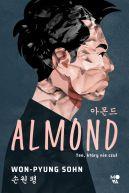 Okładka książki - Almond