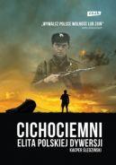 Okładka książki - Cichociemni. Elita polskiej dywersji