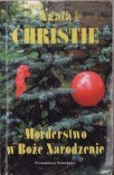 Okładka - Morderstwo w Boże Narodzenie
