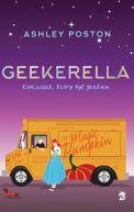 Okładka książki - Geekerella