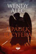 Okładka - Upadek Lucyfera