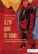 Okładka ksiązki - Język. Bunt. Tożsamość. Socjologiczno-antropologiczne studium empiryczne subkultury młodzieżowej rap
