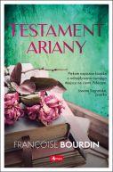 Okładka ksiązki - Testament Ariany