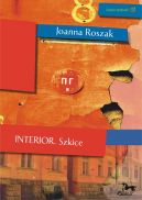 Okładka książki - Interior. Szkice