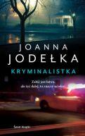 Okładka książki - Kryminalistka