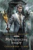 Okładka ksiązki - Diabelskie maszyny (Tom 2). Mechaniczny książę