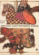 Okładka - Historia Kasztanowego Króla