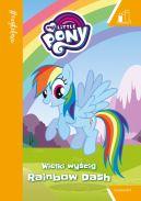 Okładka - Wielki wyścig Rainbow Dash.