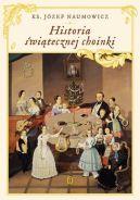 Okładka książki - Historia świątecznej choinki