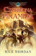 Okładka książki - Czerwona piramida