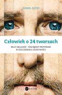 Okładka książki - Człowiek o 24 twarzach
