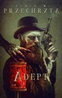 Okładka książki - Adept