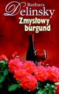 Okładka ksiązki - Zmysłowy burgund