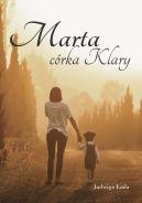 Okładka - Marta, córka Klary