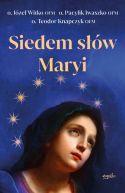 Okładka - Siedem słów Maryi