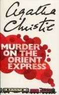 Okładka ksiązki - Murder on the Orient Express