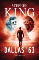 Okładka książki - Dallas '63