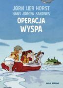 Okładka książki - Operacja Wyspa