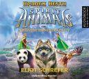 Okładka ksiązki - Spirit Animals. Upadek Bestii. Tom 1. Nieśmiertelni Strażnicy. Audiobook