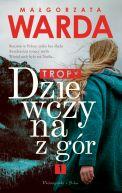 Okładka ksiązki - Dziewczyna z gór. Tropy