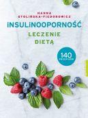 Okładka ksiązki - Insulinooporność. Leczenie dietą. 140 przepisów