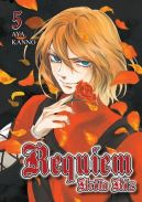 Okładka książki - Requiem Króla Róż tom 5